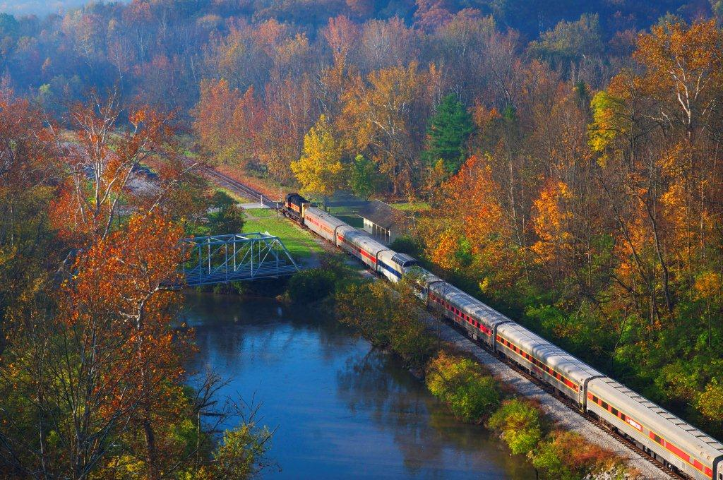 fall flyer cuyahoga valley scenic railroad