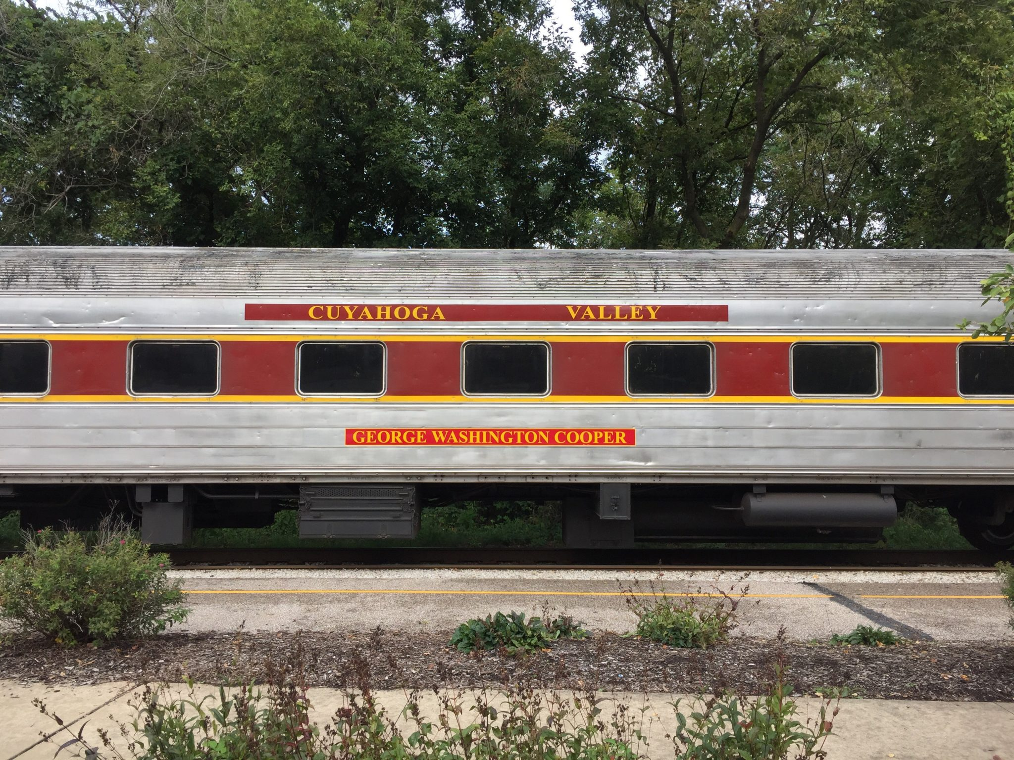 Our Fleet - Cuyahoga Valley Scenic Railroad