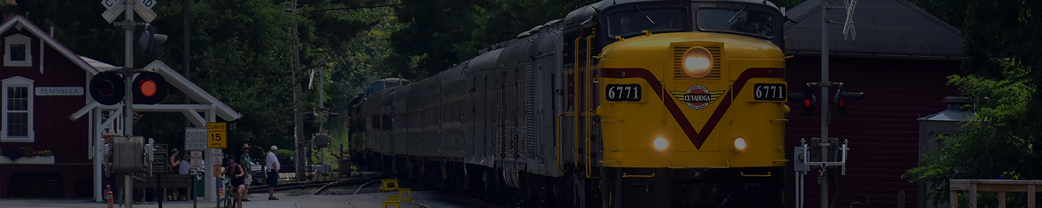 Stations - Cuyahoga Valley Scenic Railroad