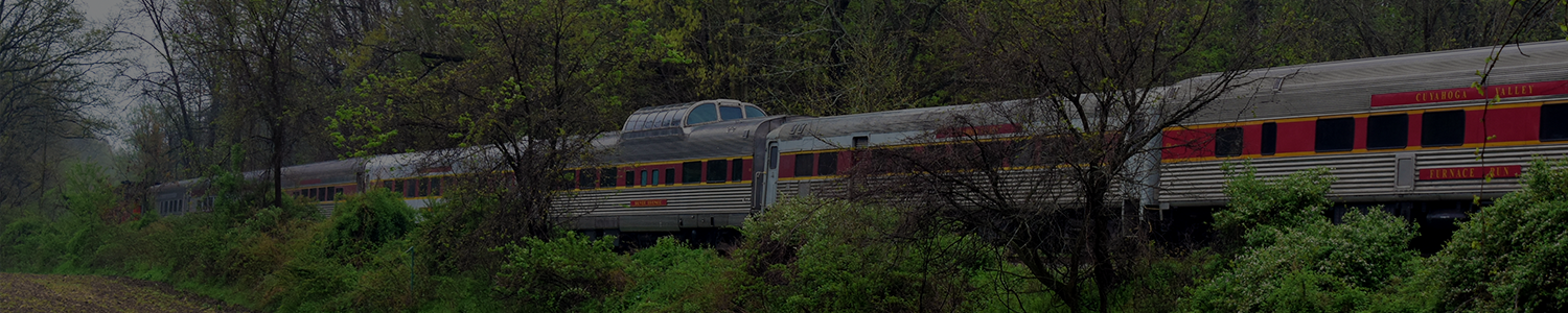 FAQ - Cuyahoga Valley Scenic Railroad