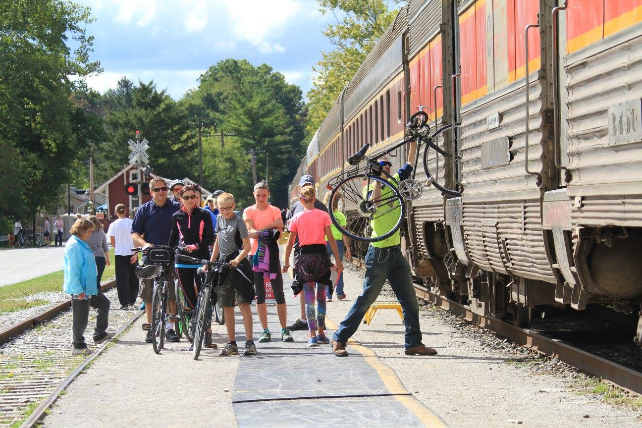 Bike Aboard - Cuyahoga Valley Scenic Railroad