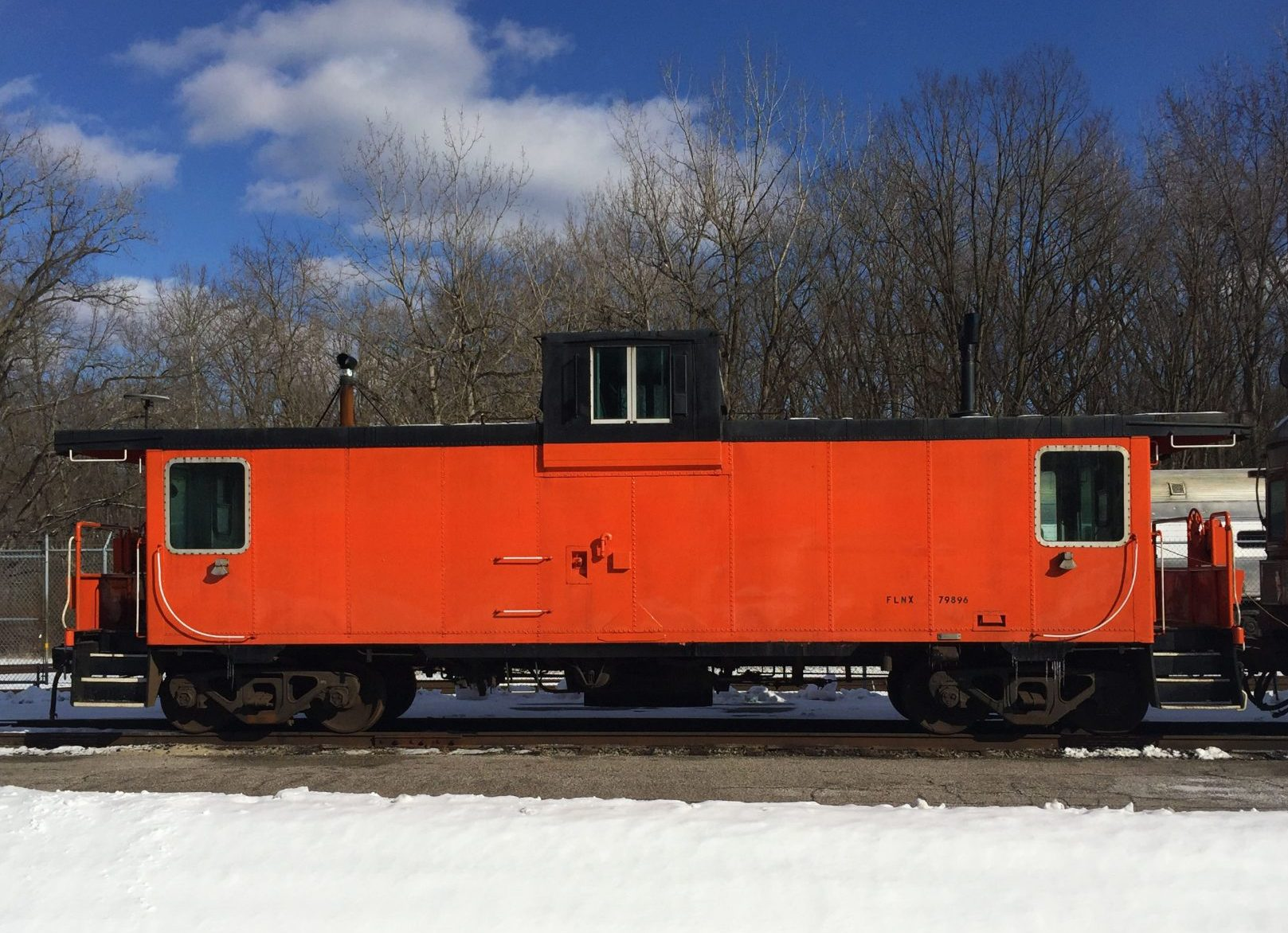 Warm Up On A Caboose Ride - Cuyahoga Valley Scenic Railroad