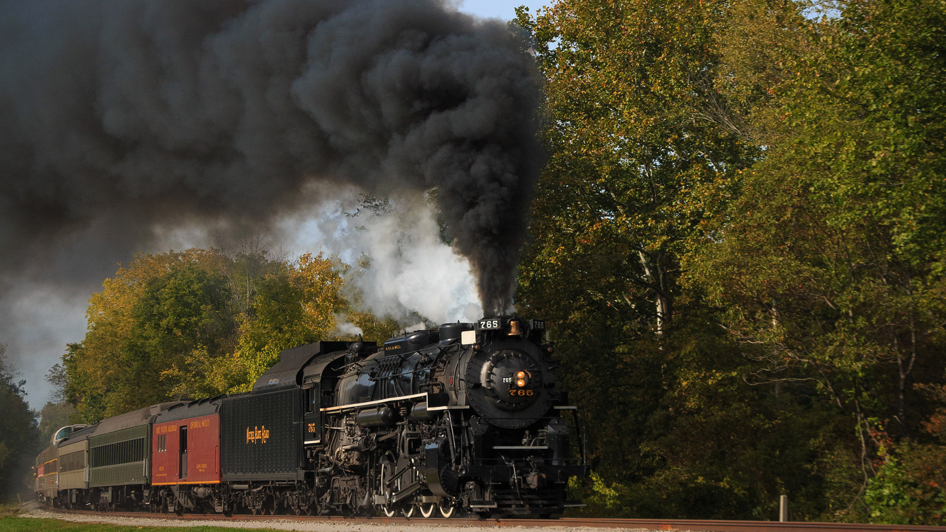 Steam in the Valley - Cuyahoga Valley Scenic Railroad
